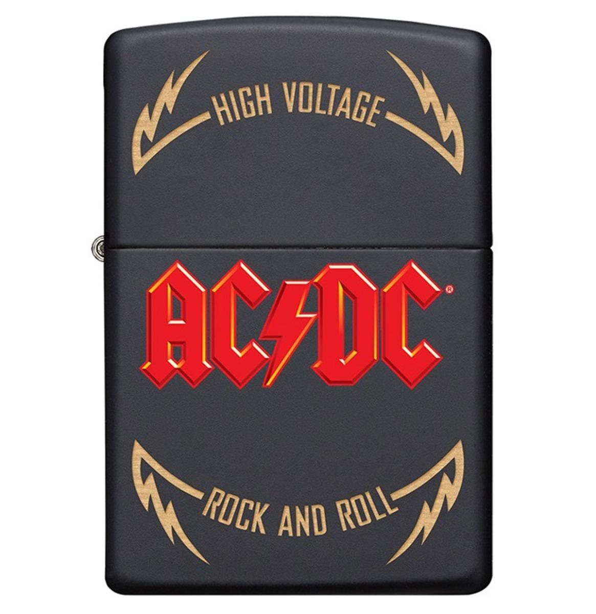 Zippo Aansteker AC/DC