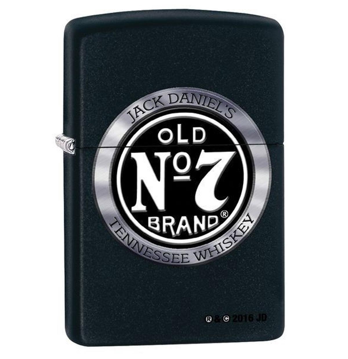 Zippo Lighter Jack Daniel's N7