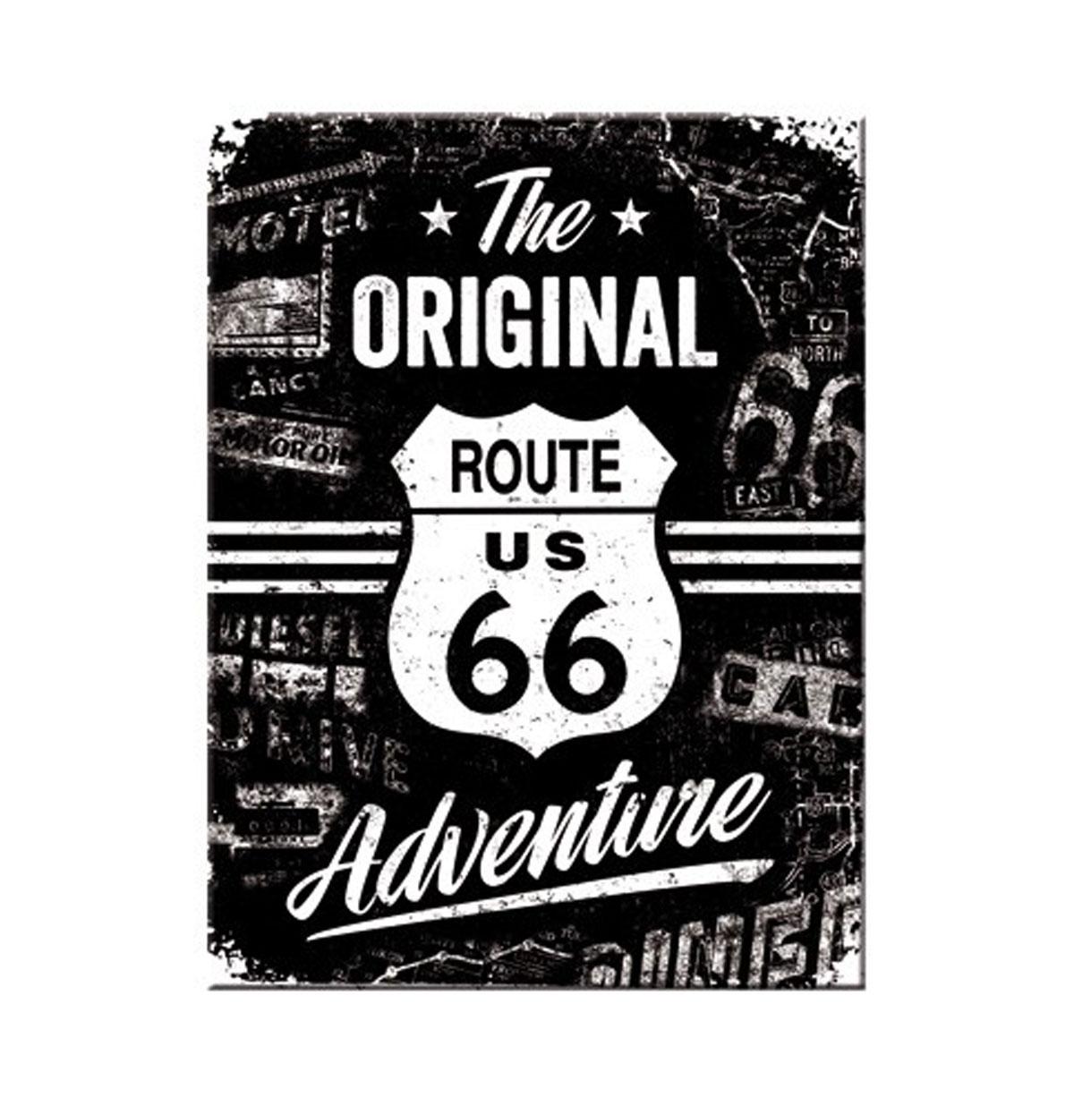 The Original Route 66 Magneet