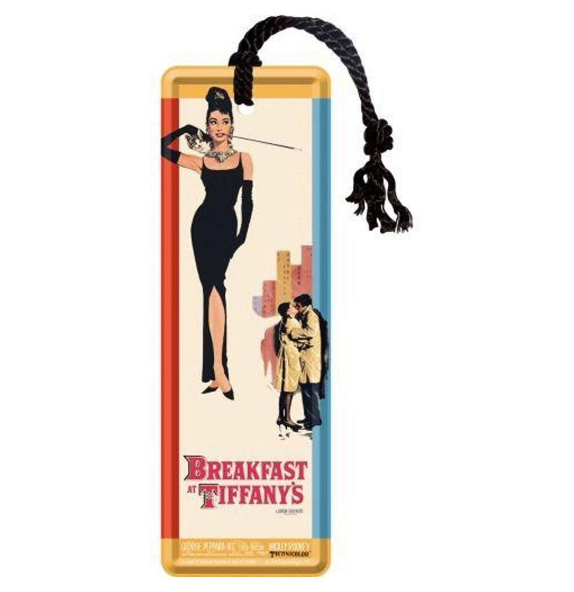 Fiftiesstore Boekenlegger Breakfast Tiffanys
