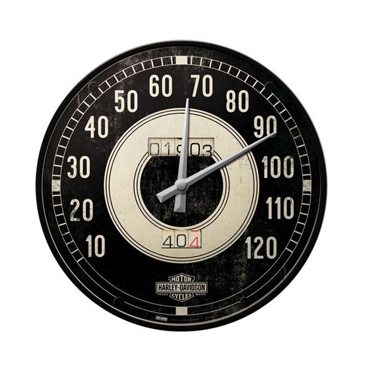 Harley-Davidson Tacho Clock