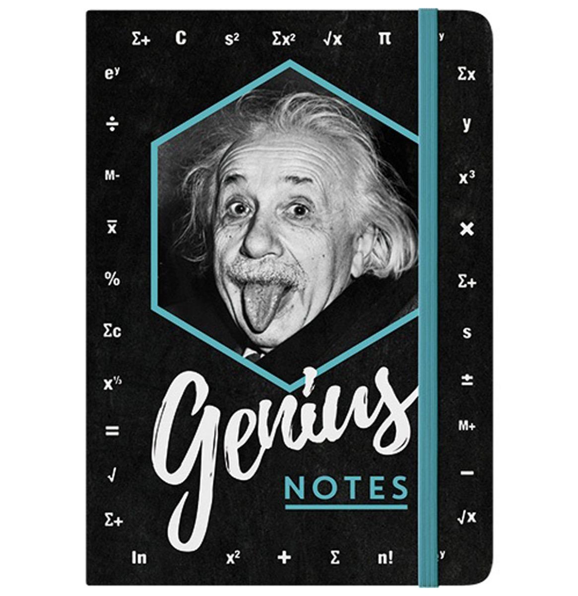 Notitieboek Einstein - Genius Notes