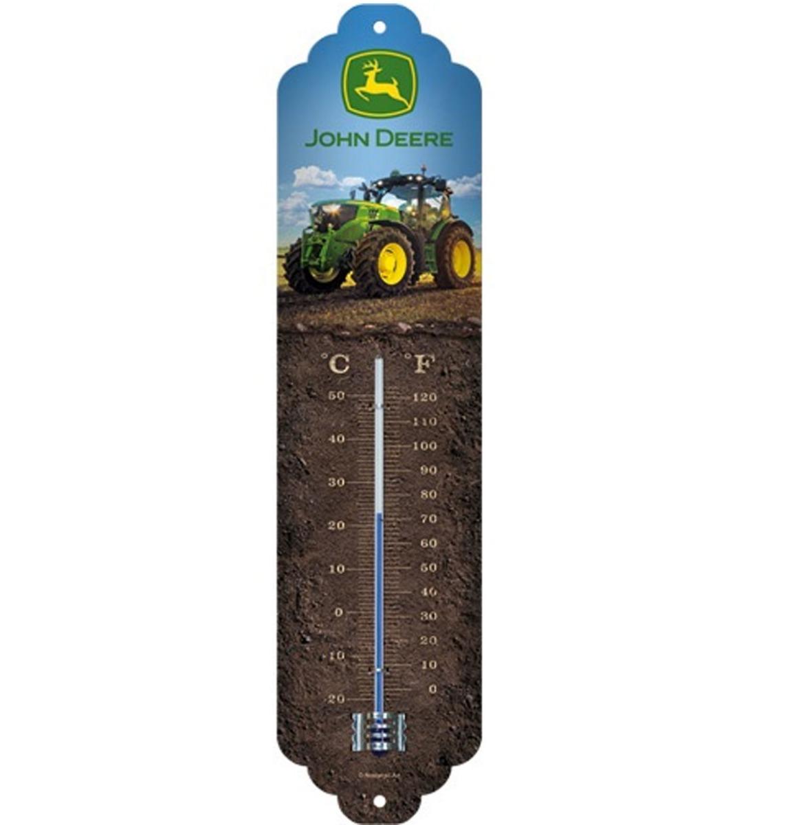 John Deere Model 8370 Thermometer