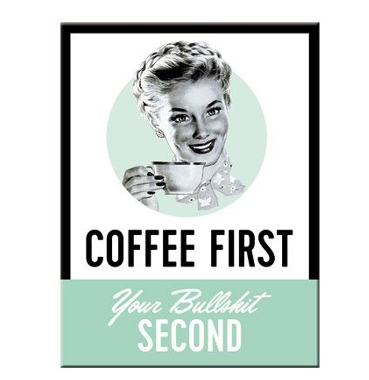 Coffee First Magneet