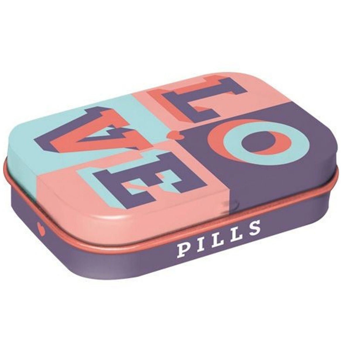 Love Pills Pepermunt Blik