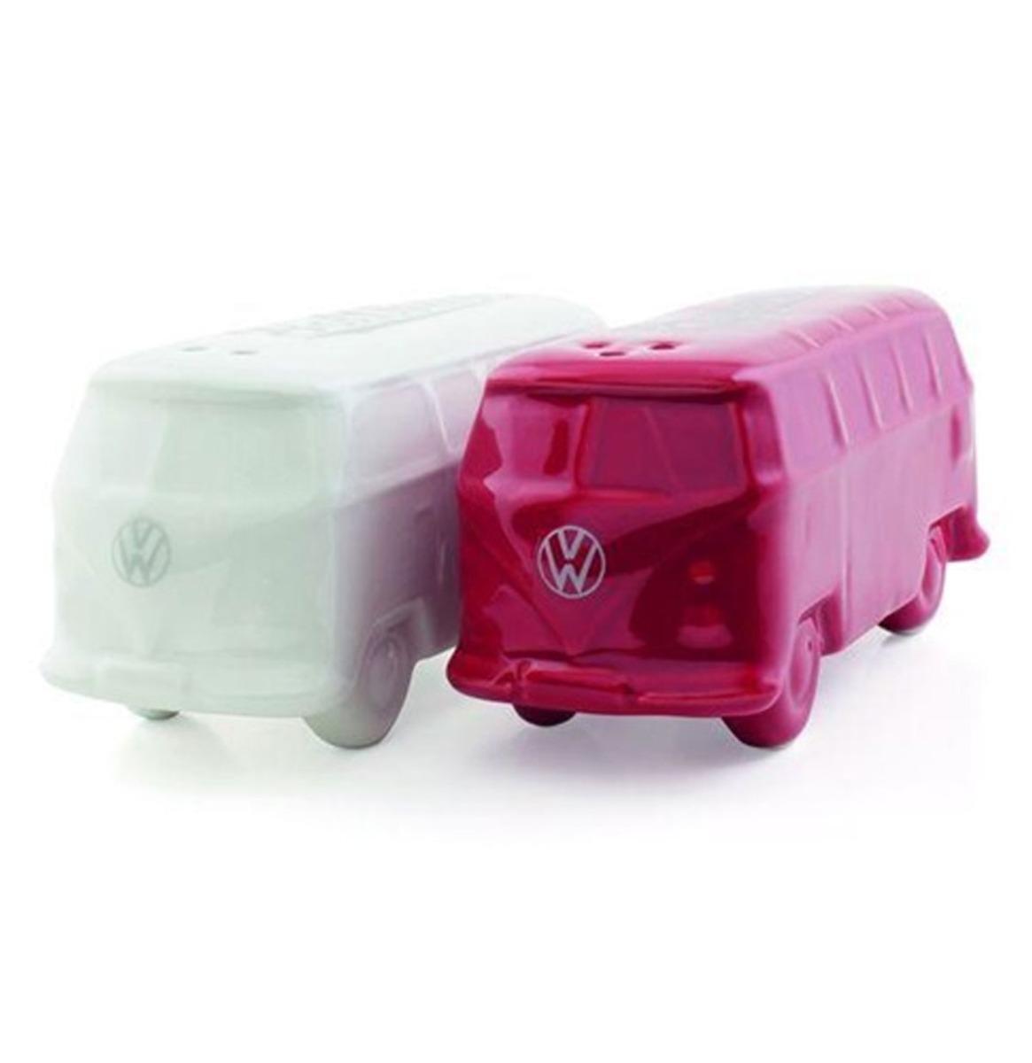 Volkswagen Zout&Peper Stelletje - Rood/Wit