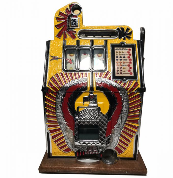 1931 war eagle slot machine