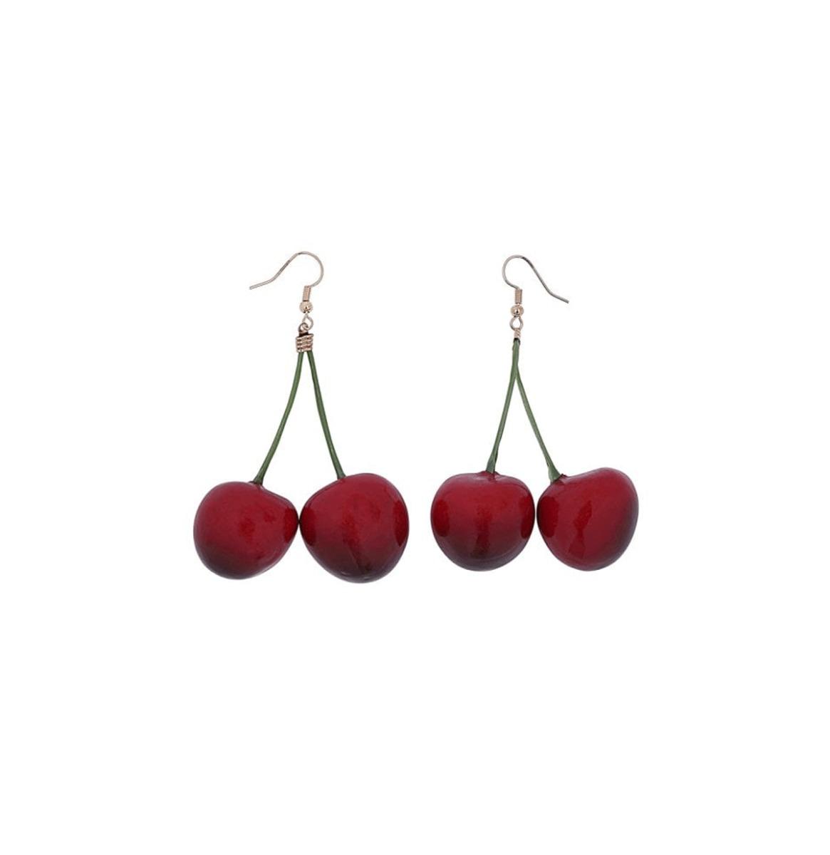 Delicious Cherries Oorbellen