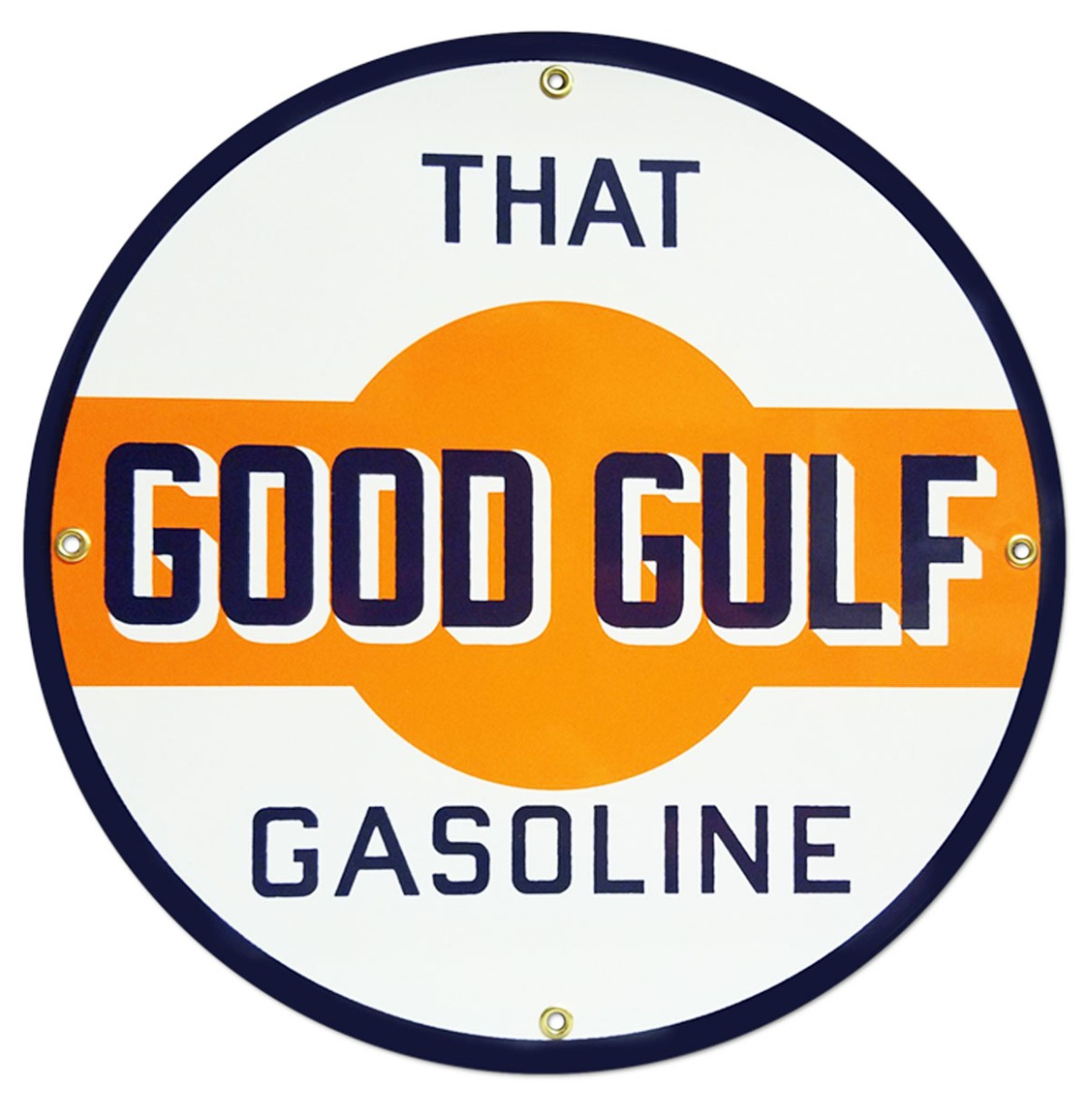 That Good Gulf Emaille Bord 12 - 30 cm