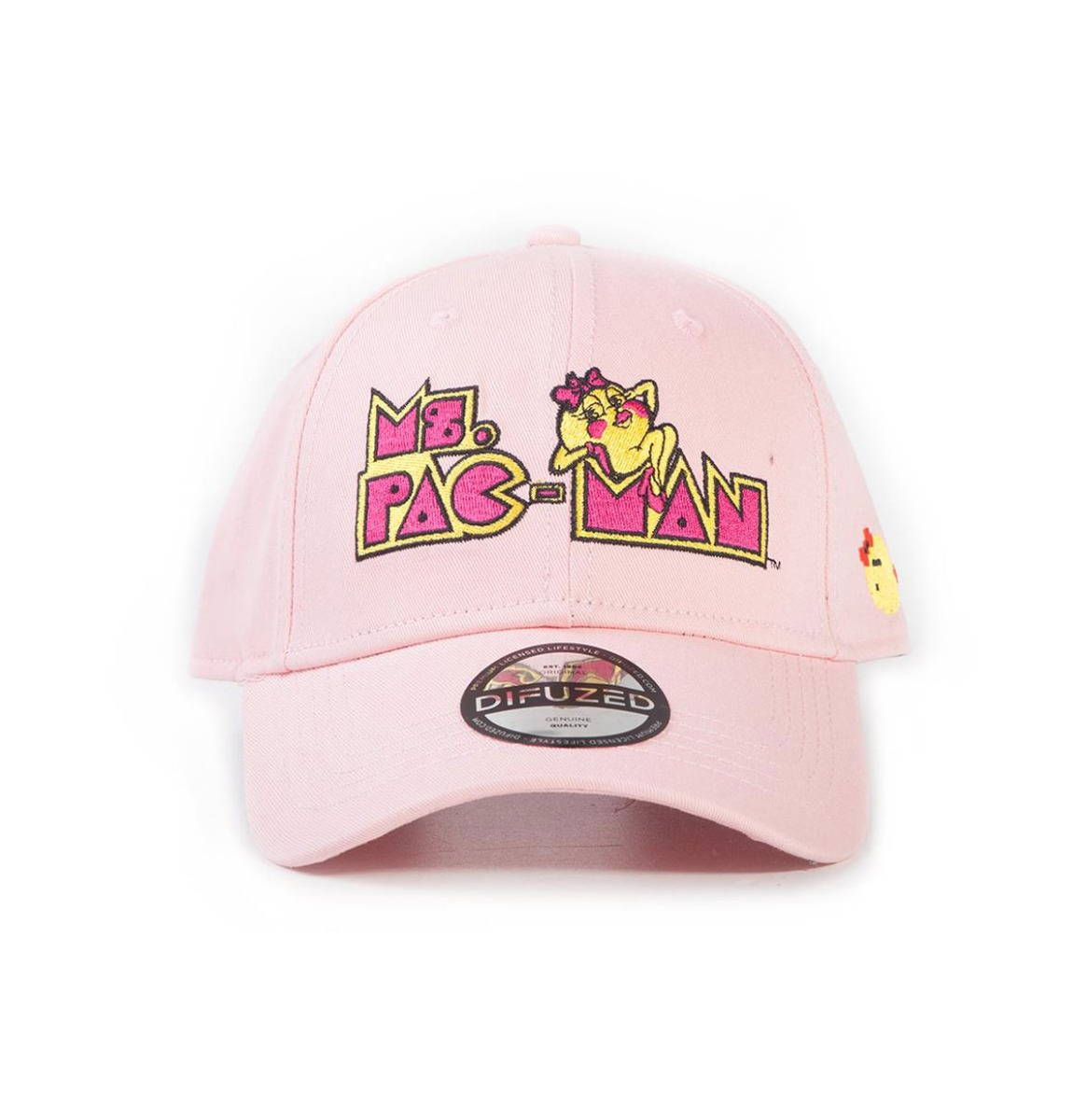 Pac-Man: Ms. Pac-Man Vintage Verstelbare Pet