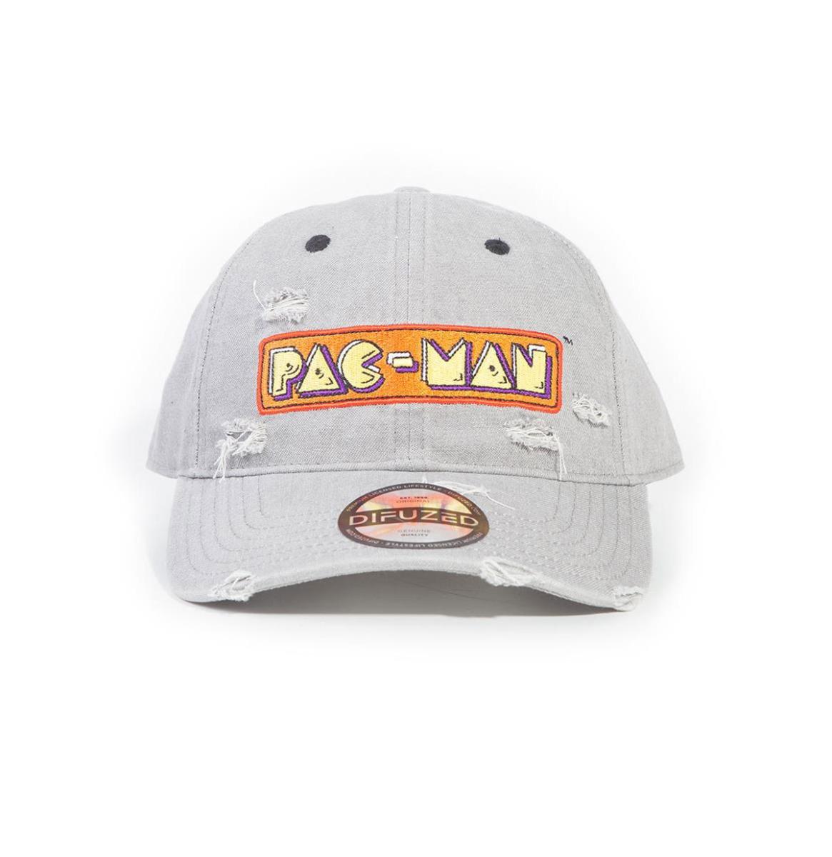 Pac-Man: Logo Denim Verstelbare Pet