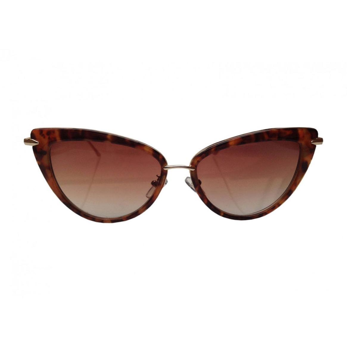 Dita Cat Eye Sunglasses Tortoisesshell/Goud