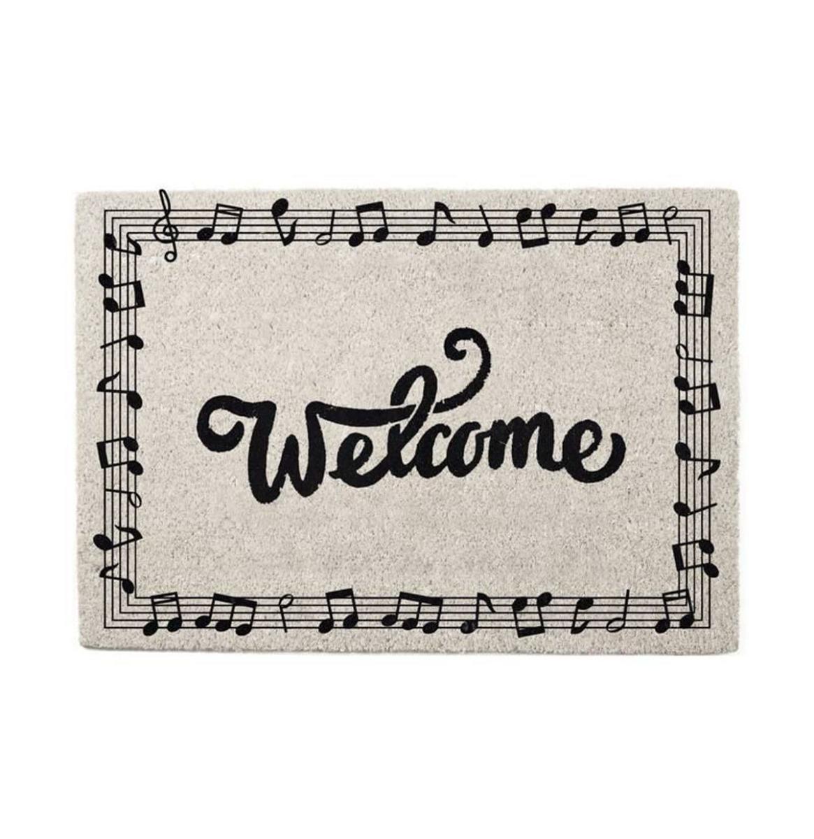 Deurmat 'Welcome' Musical