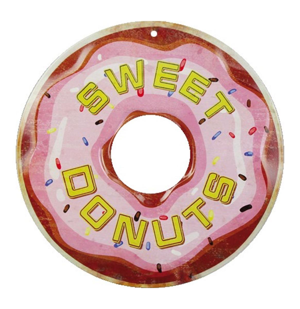 Donut Bord 30 x 30 cm