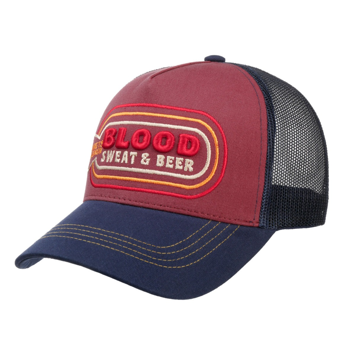King Kerosin Blood, Sweat and Beer Trucker Pet
