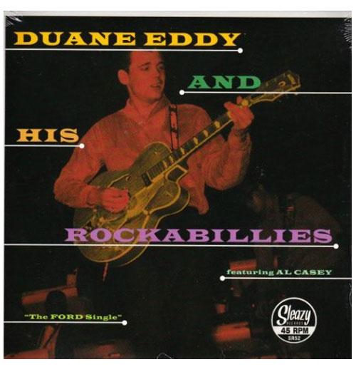 Singel: Duane Eddy - Ramrod 45 - Caravan