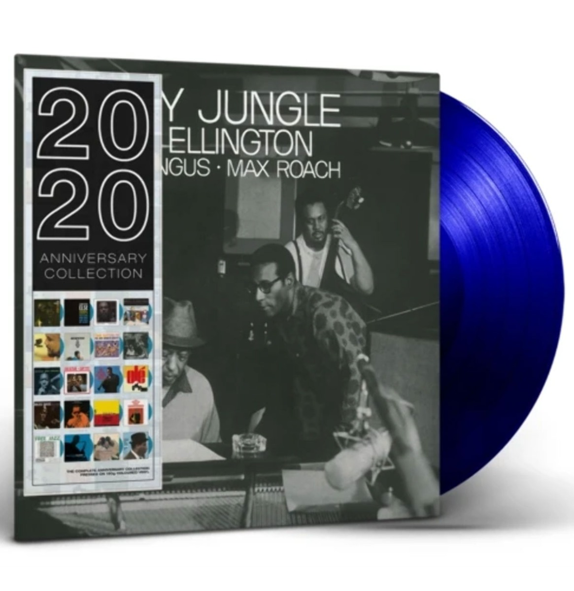 Duke Ellington - Money Jungle Blue Coloured LP