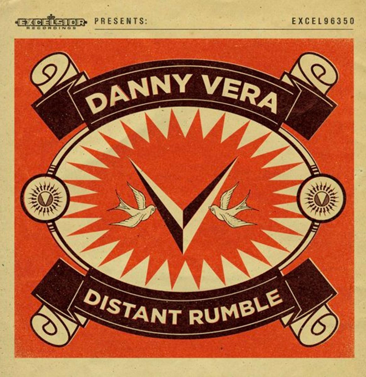 Danny Vera - Distant Rumble CD