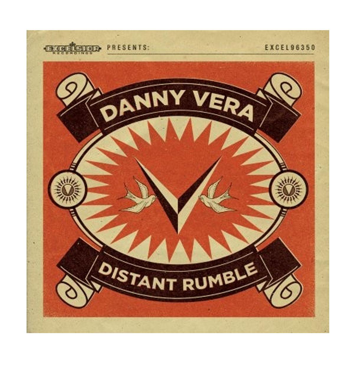 Danny Vera - Distant Rumble LP