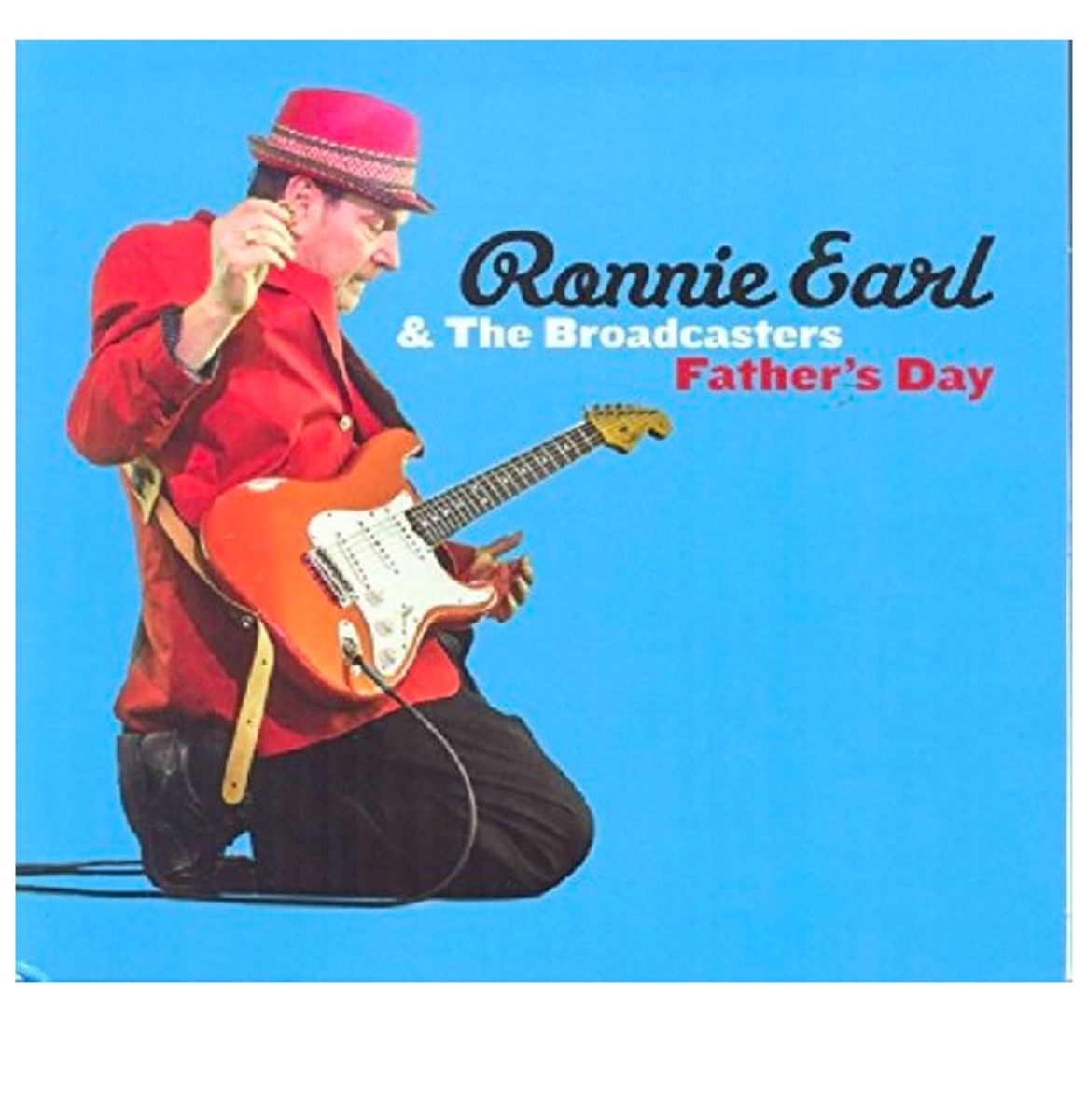 Ronnie Earl & The Broadcasters - Father's Day LP