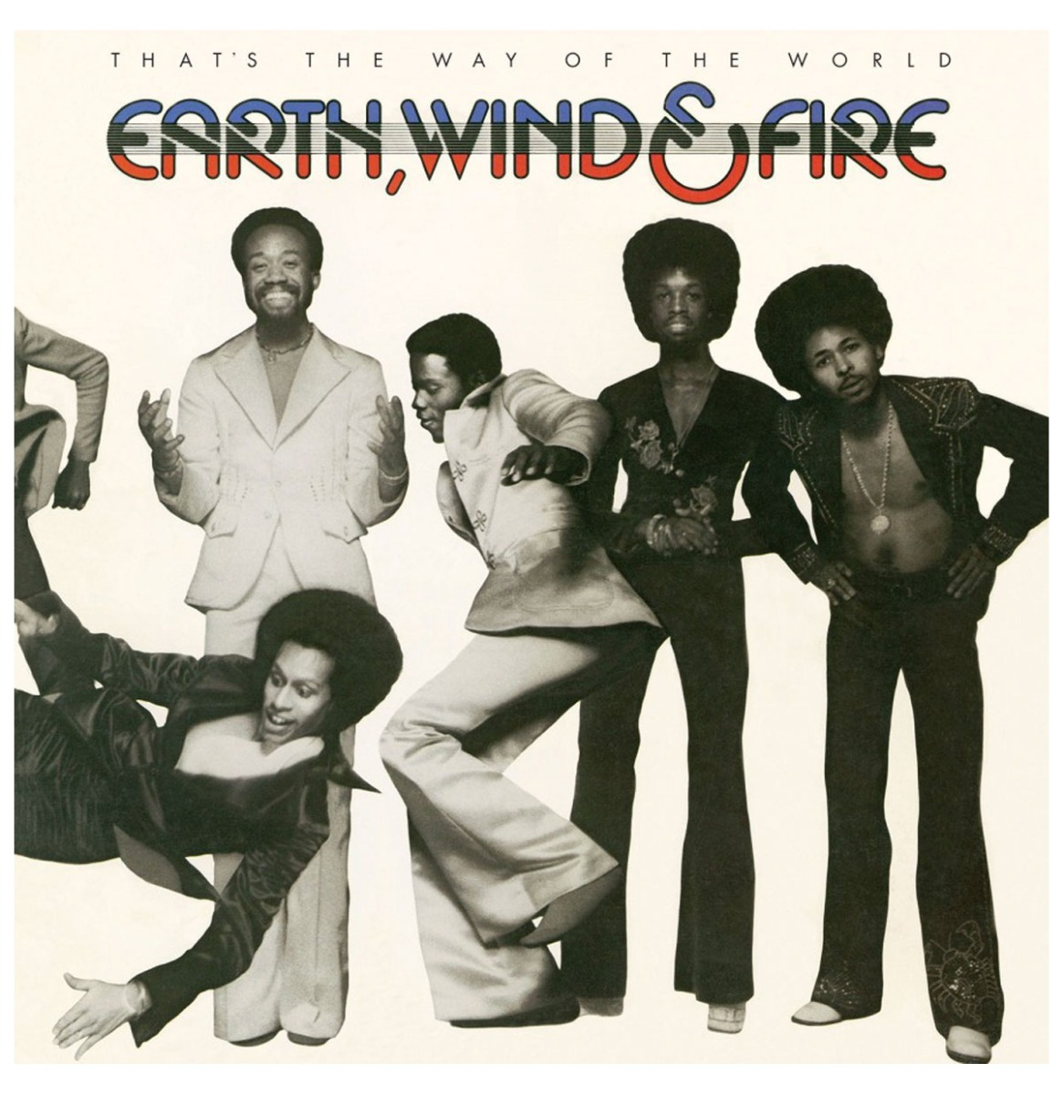Earth, Wind & Fire - That's The Way Of The World LP