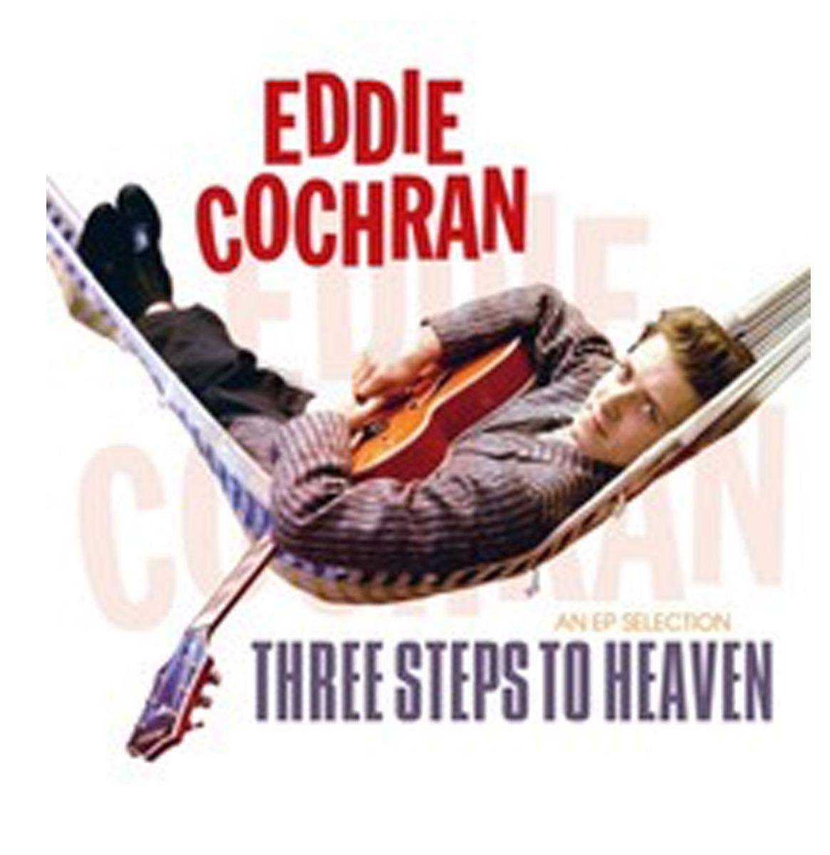 Eddie Cochran LP - Three Steps To Heaven An EP Selectie