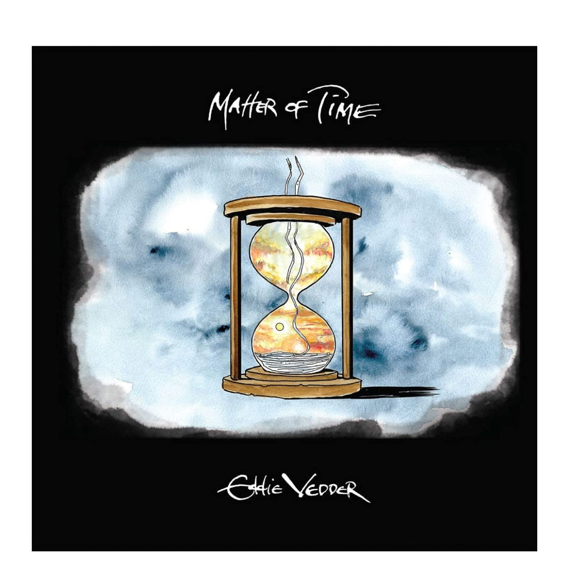 Eddy Vedder - Matter of Time Gelimiteerde Oplage 7 Inch Single