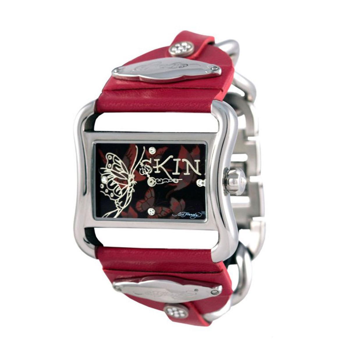 Ed Hardy Skin Vlinder Horloge