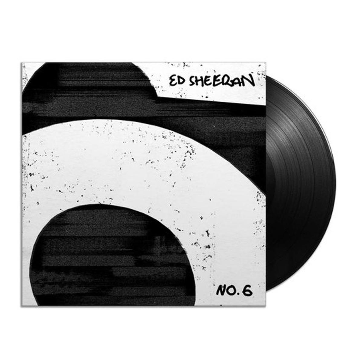 Ed Sheeran - No. 6 Collaborations Project 2-LP