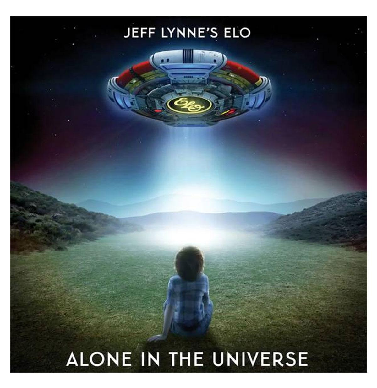Jeff Lynne's ELO - Alone in the Universe LP