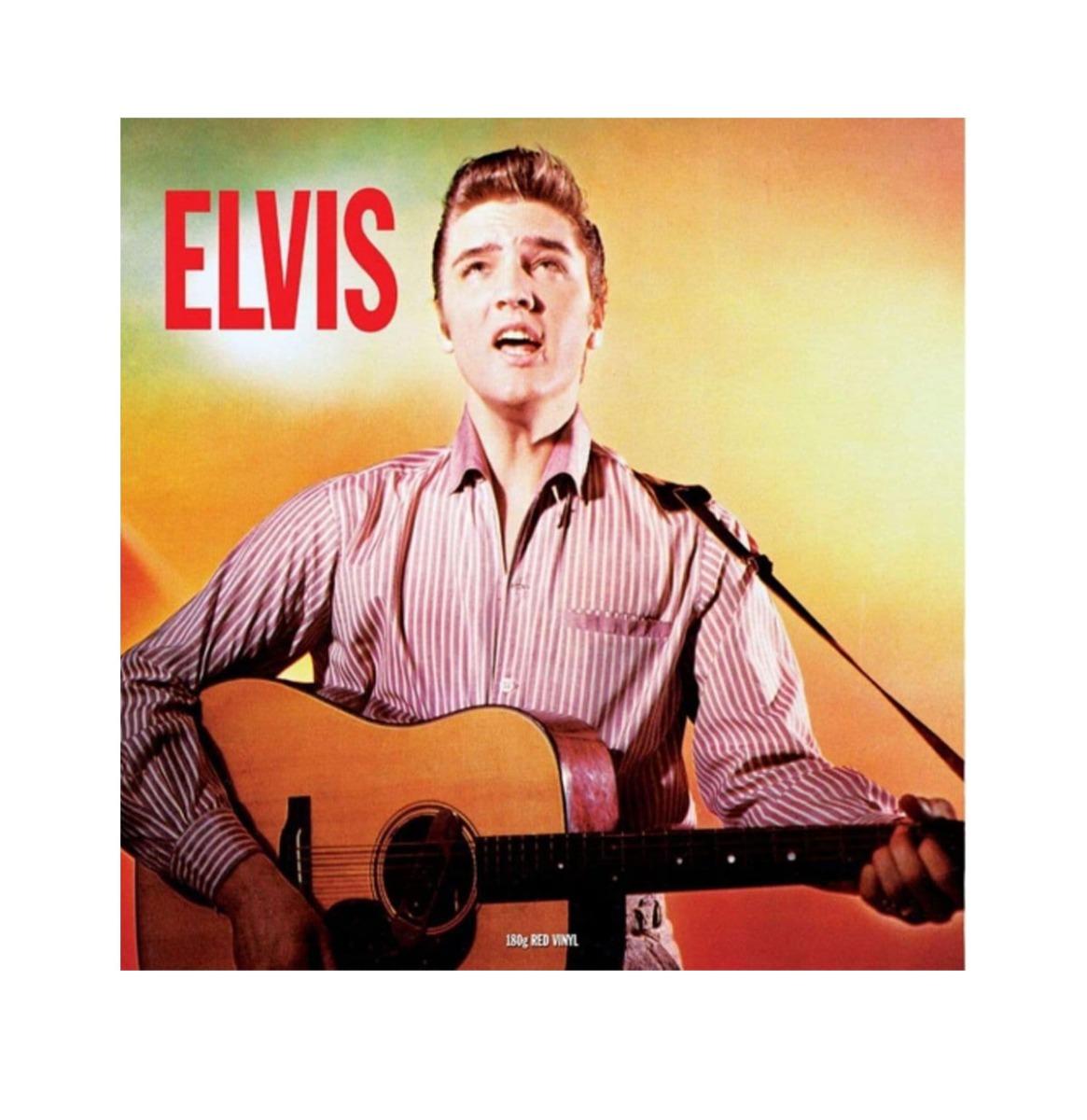 Elvis Presley - Elvis LP Red Vinyl