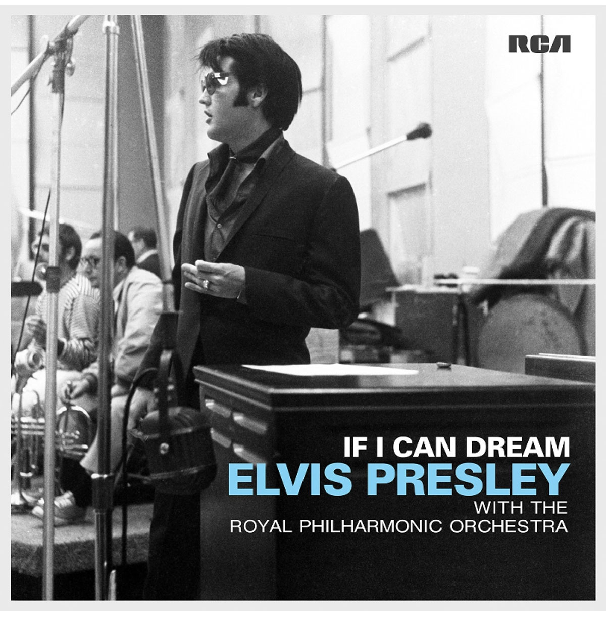 Elvis Presley - If I Can Dream 2LP - With The Philharmonic Orchestra