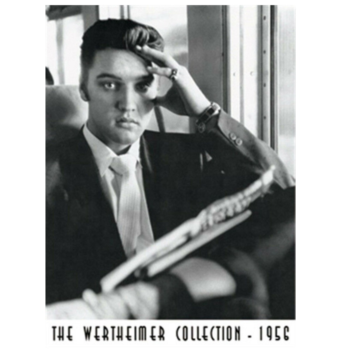 Elvis Presley - The Wertheimer Collection - 1956 Magneet