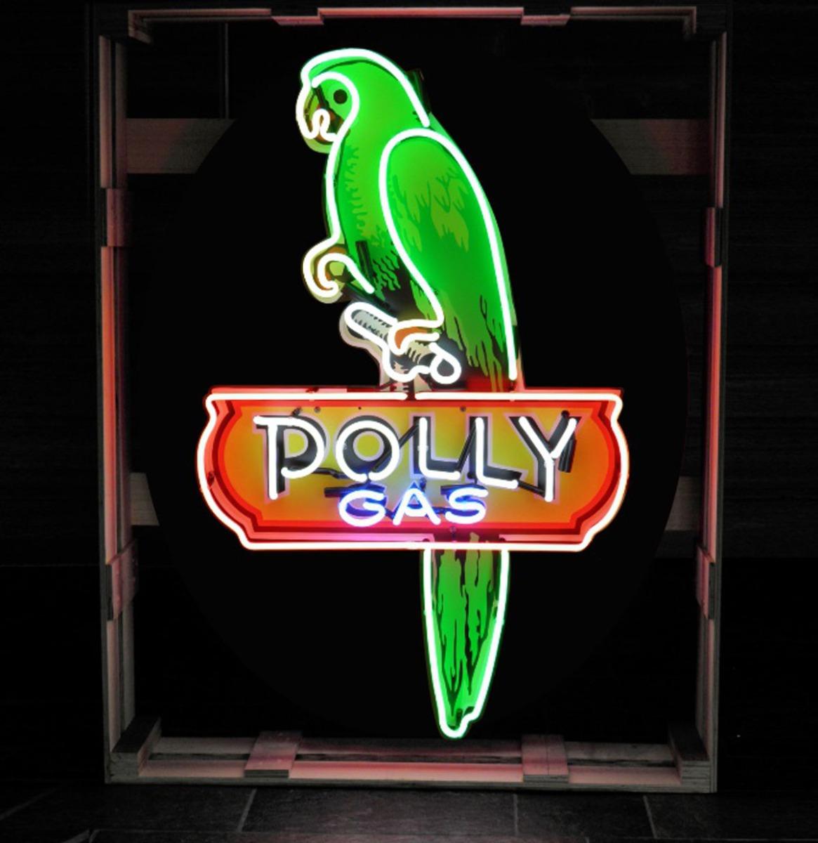 Polly Gas Neon Verlichting - XL - 100 x 70 cm
