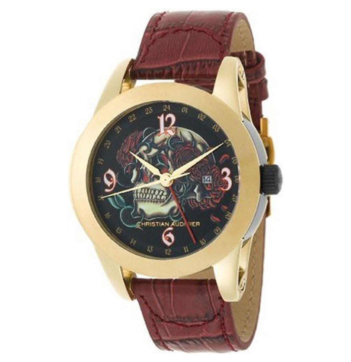Christian Audigier Crown Of Roses Unisex Horloge