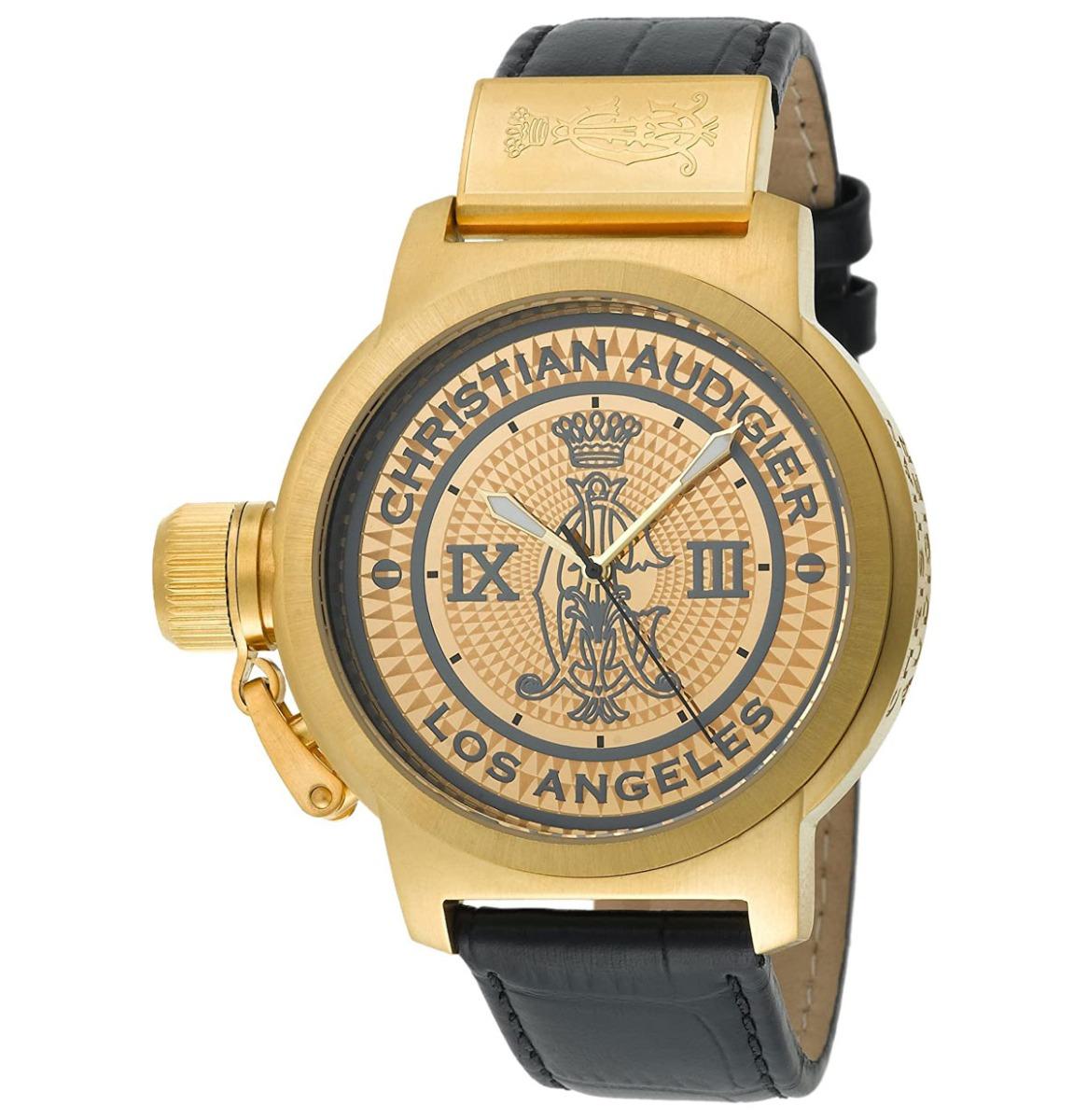 Christian Audigier Unisex Royal ETE-114 Horloge