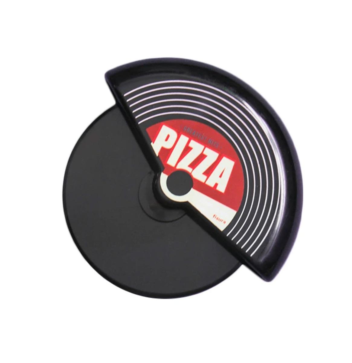 Pizzasnijder Vinyl Plaat