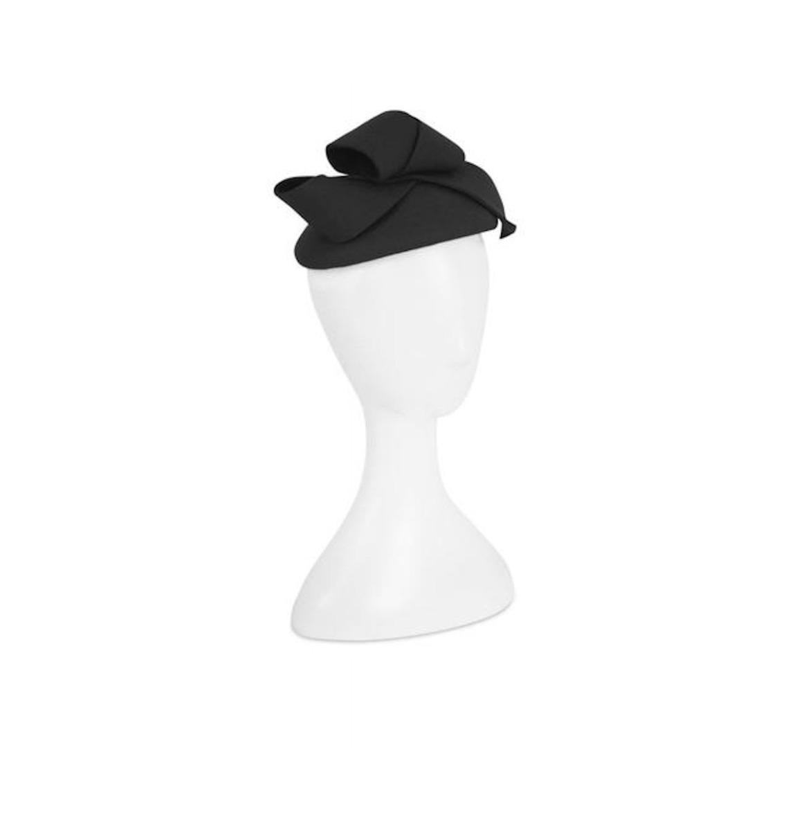 Florence Hat Black