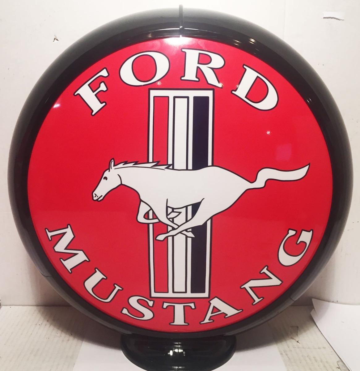 Ford Mustang Benzinepomp Bol