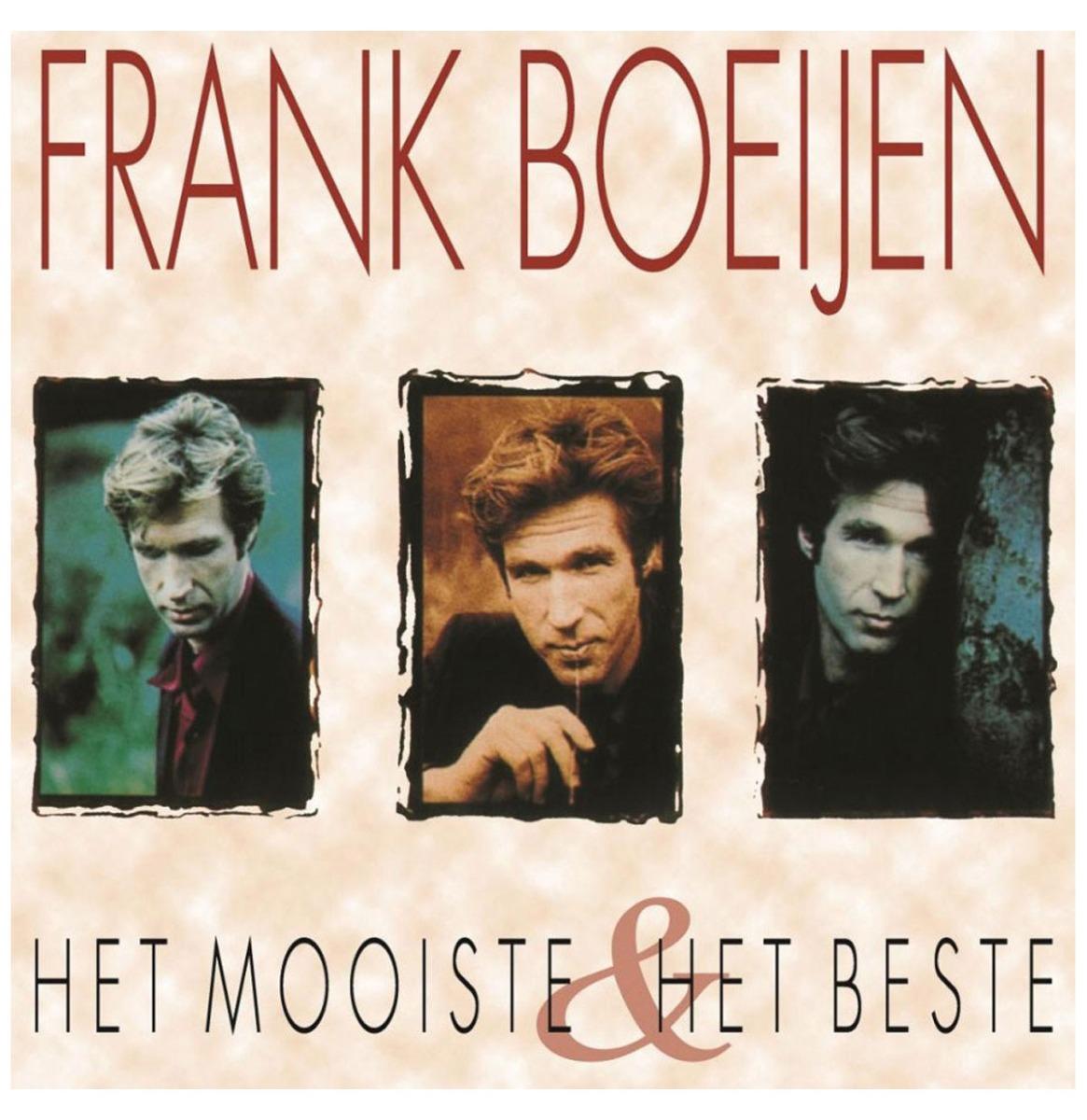 Frank Boeijen - Het Mooiste & Het Beste 3-LP