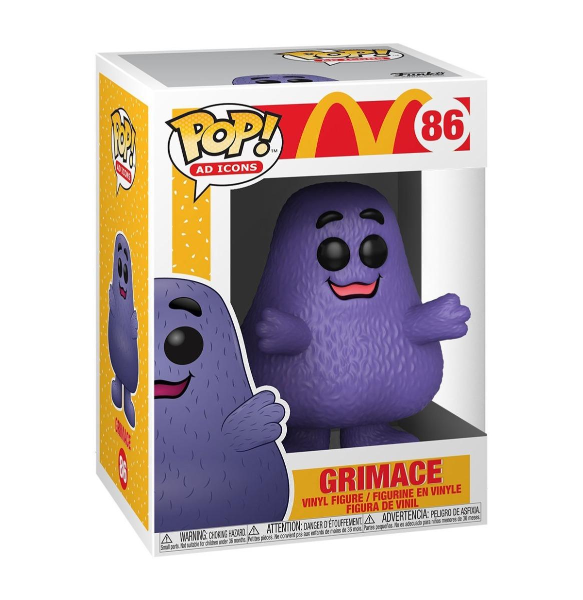 Pop! Ad Icons: McDonald's - Grimace