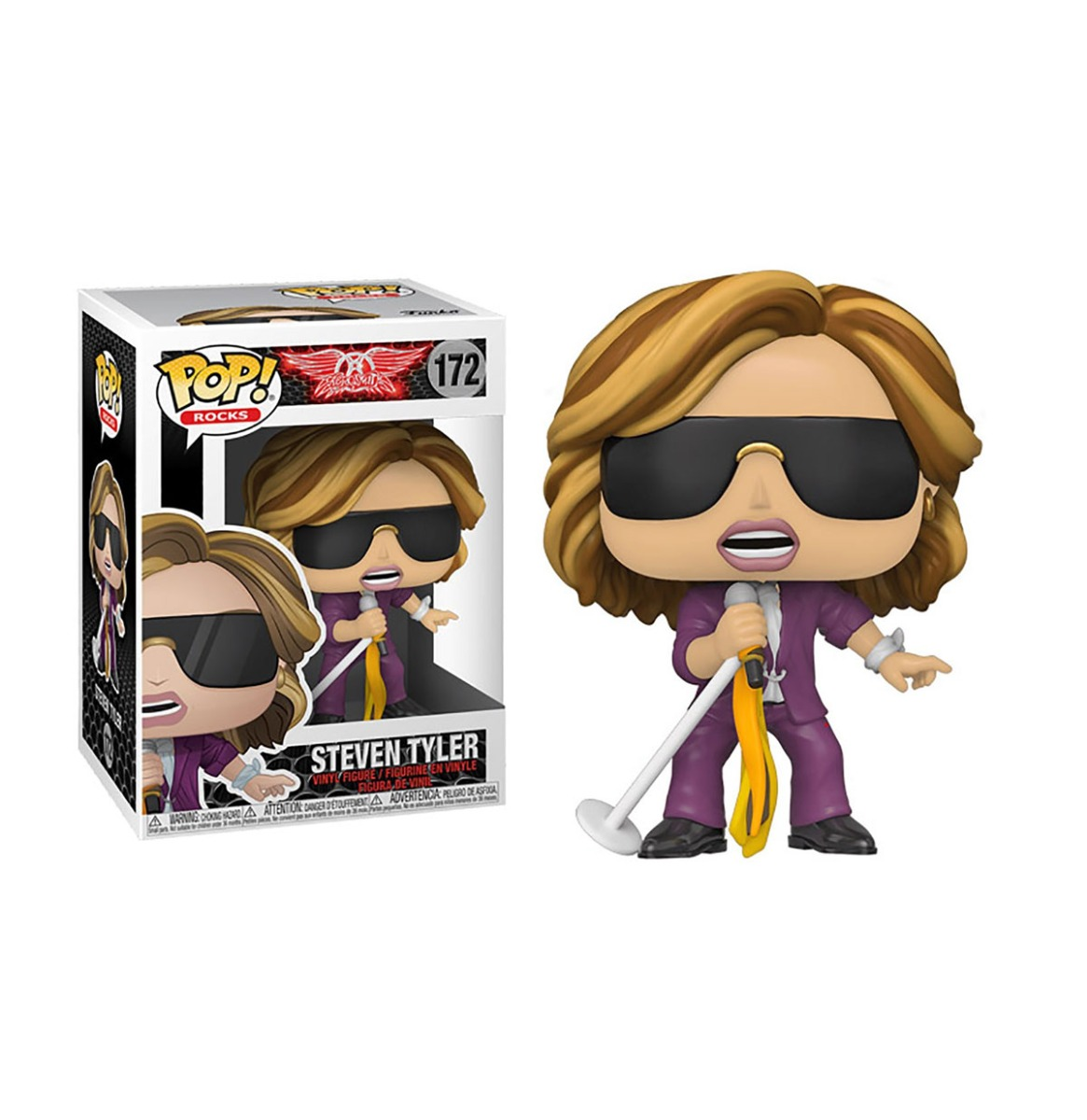 fiftiesstore Pop! Rocks: Aerosmith - Steven Tyler