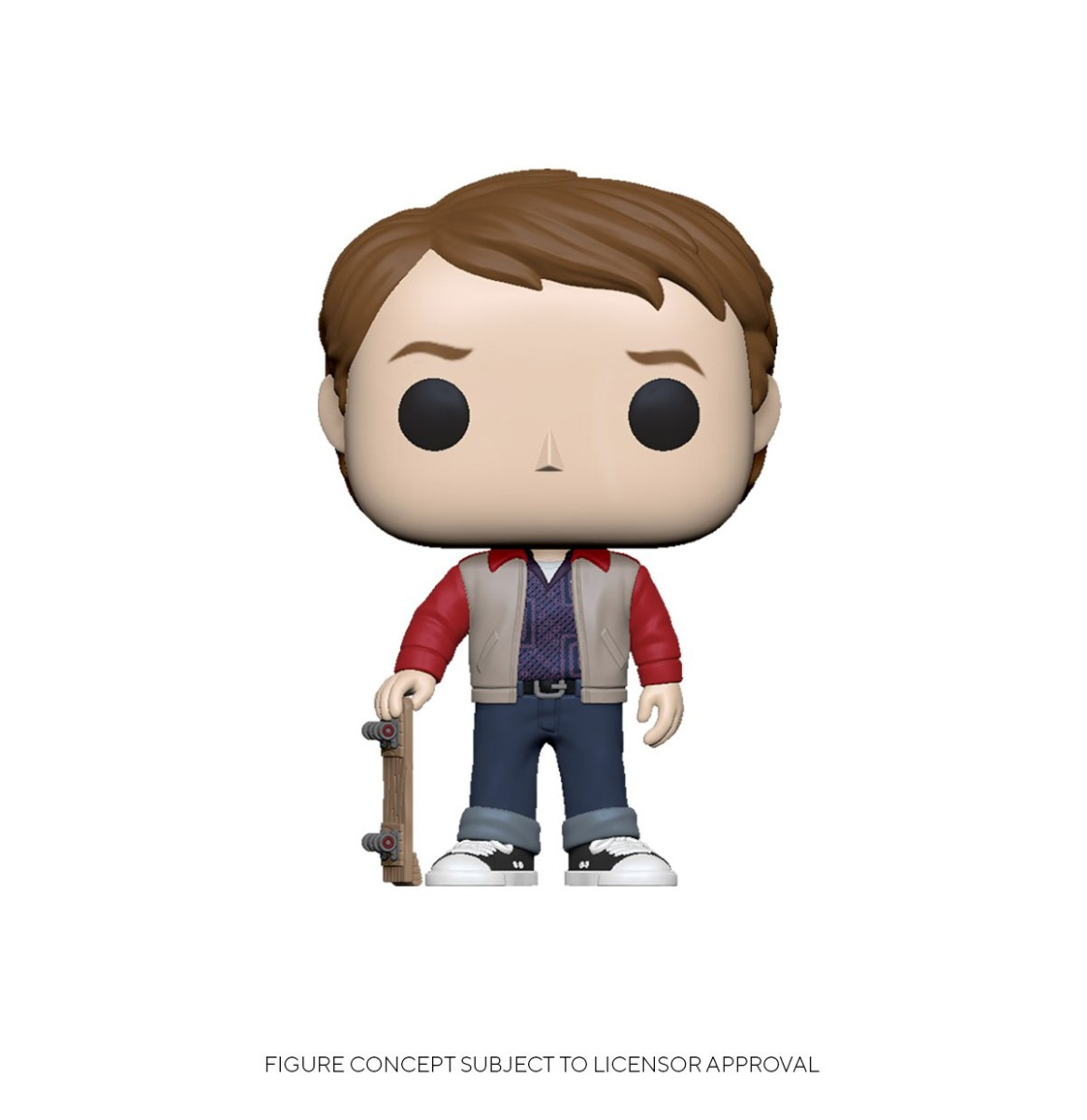 fiftiesstore Pop! Film: Back to the Future - Marty 1955