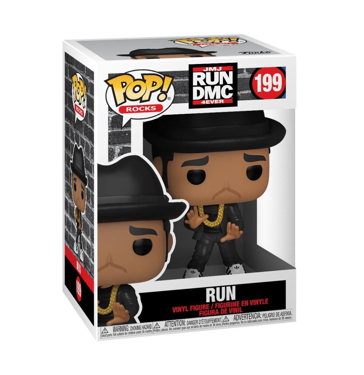 Funko Pop! Rocks: Run-DMC - Run