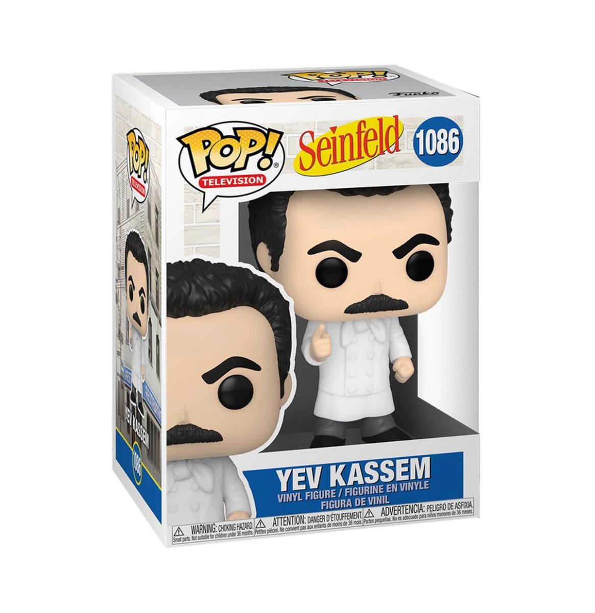Funko Pop! TV: Seinfeld - Yev Kassem