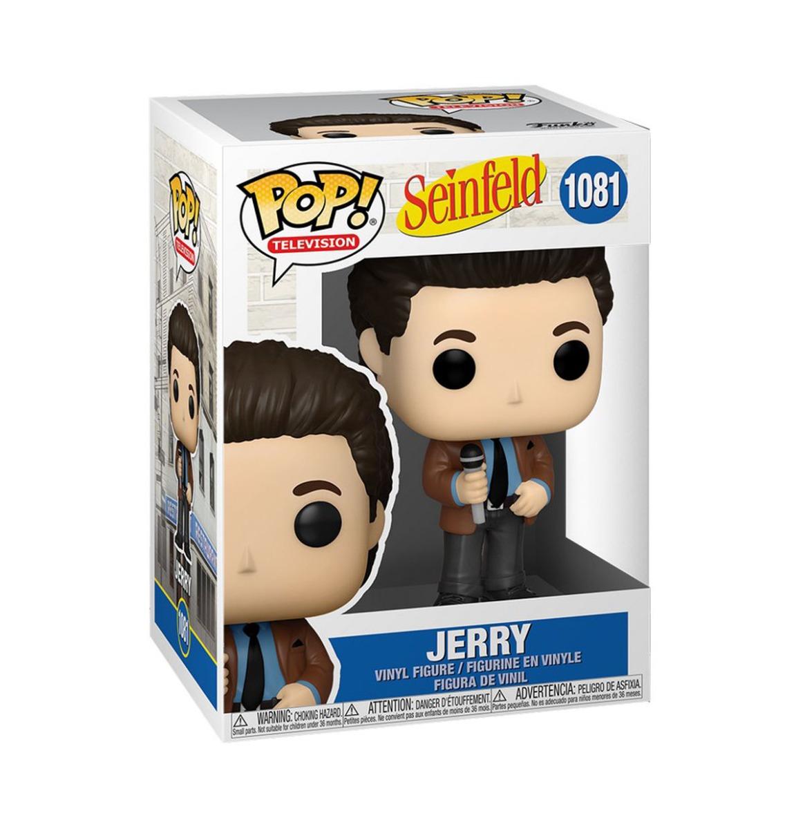 Funko Pop! TV: Seinfeld - Jerry Doing Standup