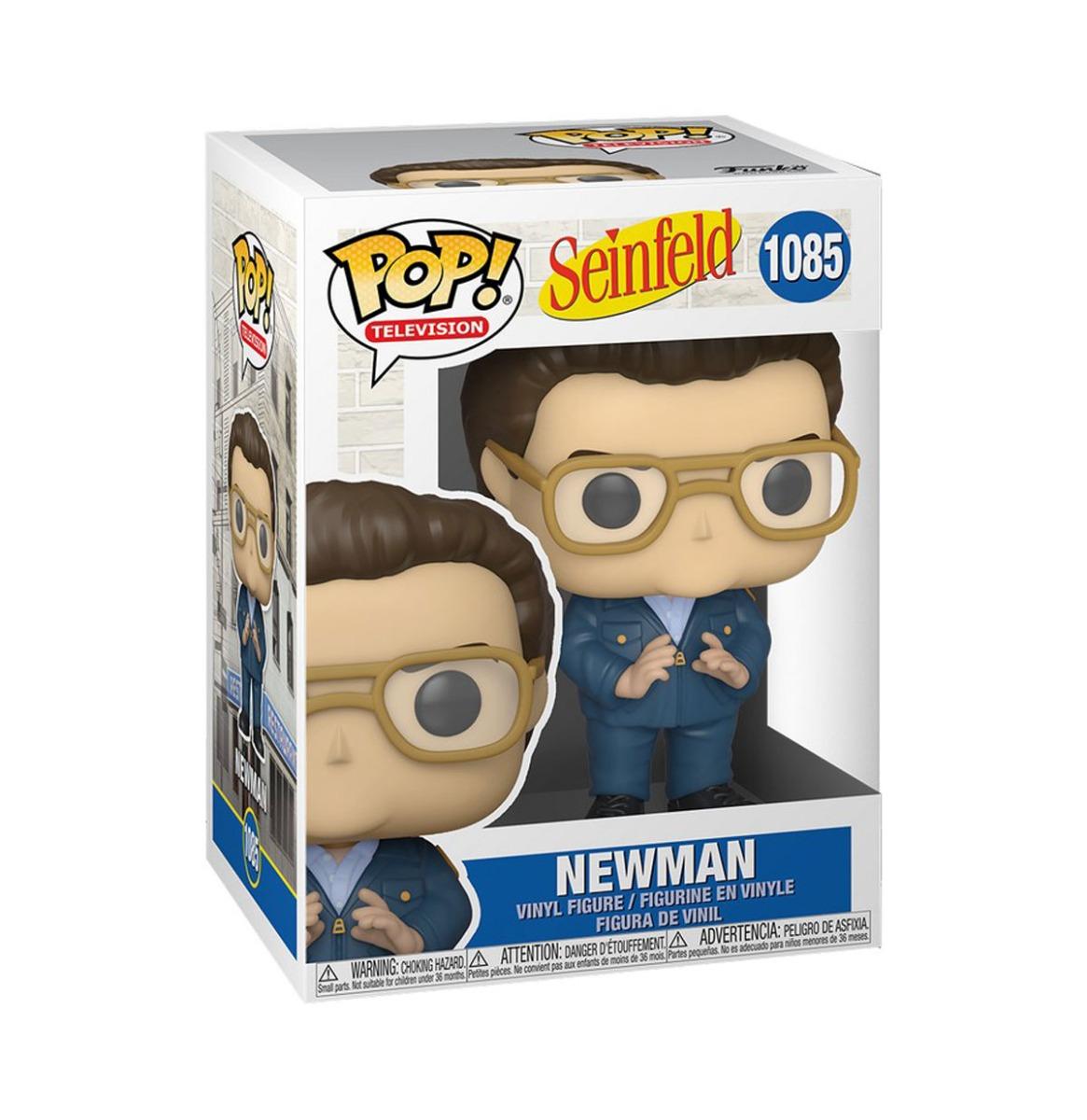 Funko Pop! TV: Seinfeld - Newman the Mailman