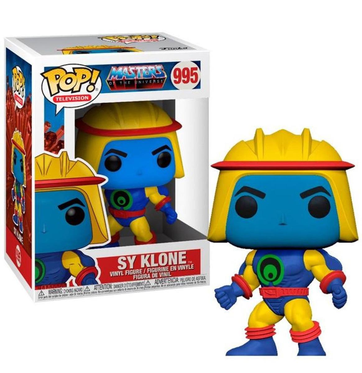 Funko Pop! Cartoons - Masters of the Universe - Sy-Klone