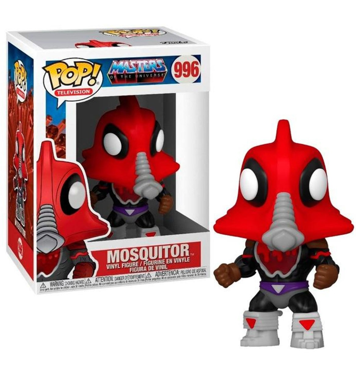 Funko Pop! Cartoons - Masters of the Universe - Mosquitor