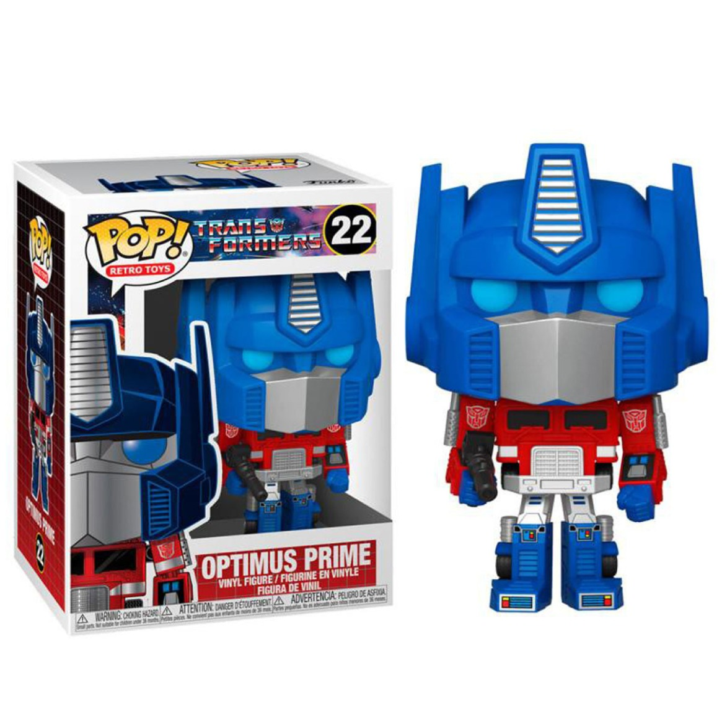 Funko Pop! Transformers - Optimus Prime